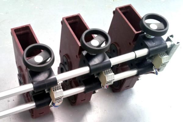 Custom parts manufacture