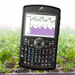 Mobile SCARDA for horticulture industry