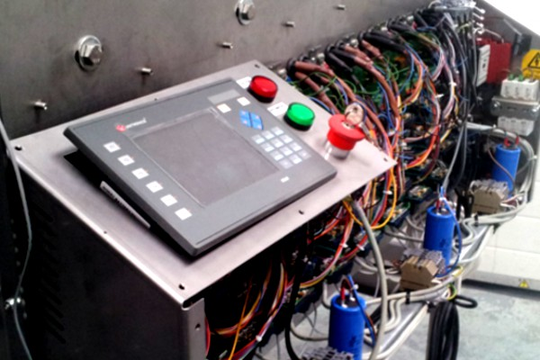 Custom control panels